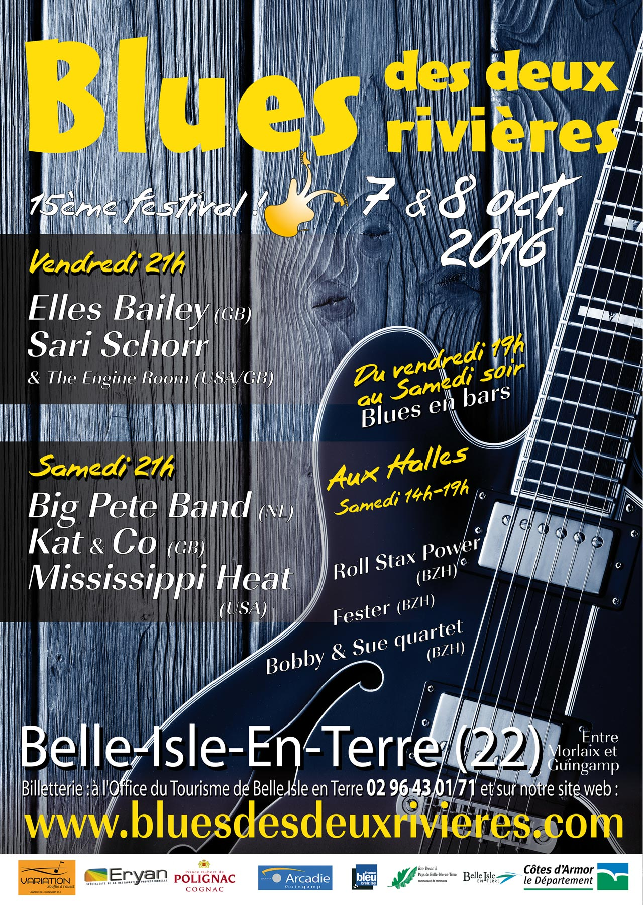 AfficheBlues Web