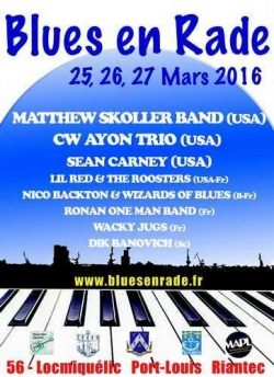 Blues en Rade 2016