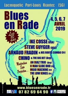 BLUES EN RADE 2019